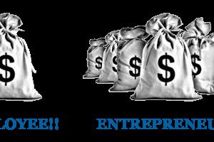 Entrepreneurship Vs Job