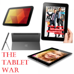 Tablet war