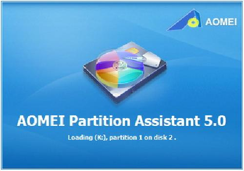 Aomei partition assistant - фото 8