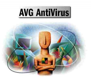 Yay AVG AntiVirus comes to our rescue
