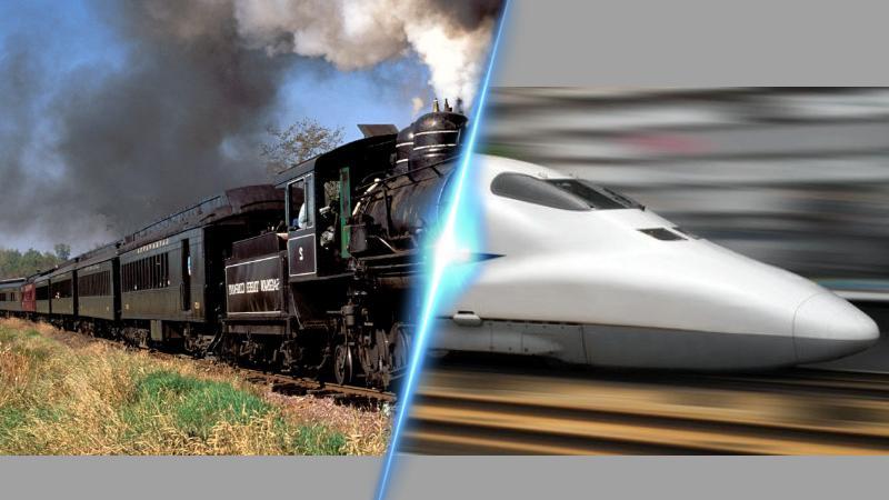 Mashup (2) - Bullet Locomotive