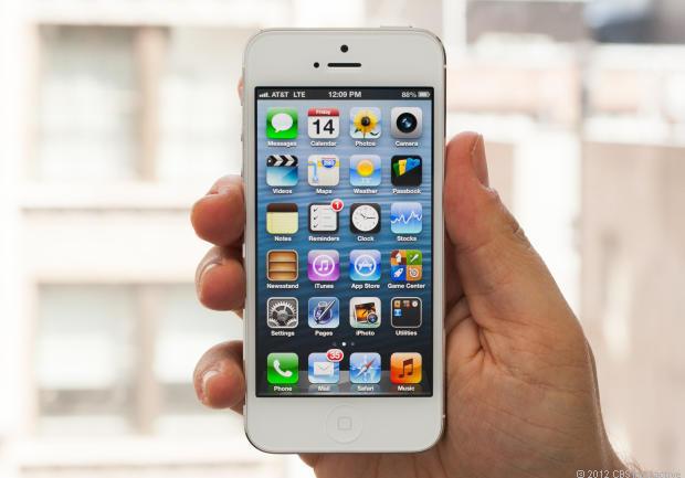 EE iphone 5
