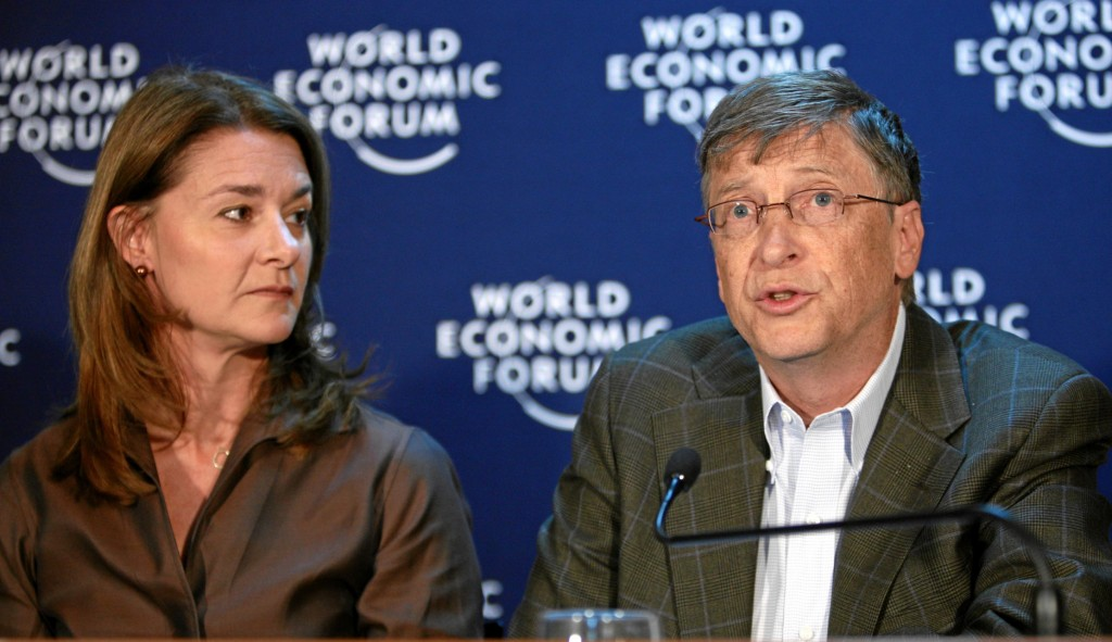 Bill & Melinda Gates (2)