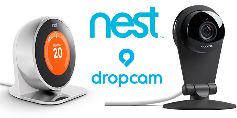 Nest-Dropcam
