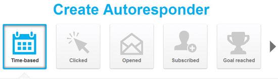 GetResponse Autoresponder