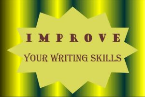improve writing
